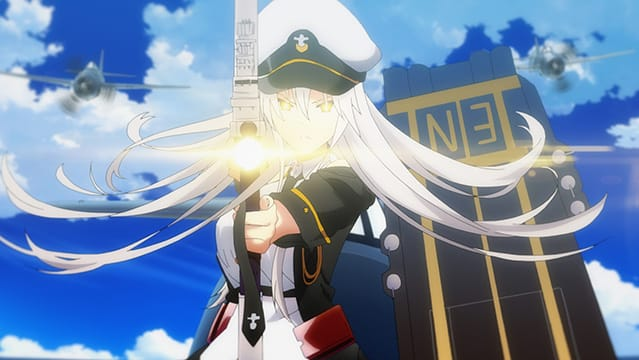 Azur Lane Episode 12