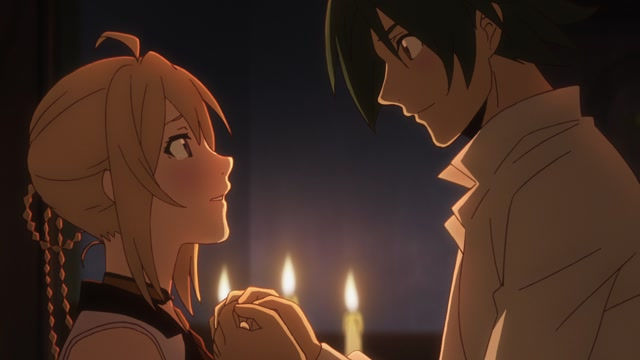 Record of Grancrest War Episode 18
