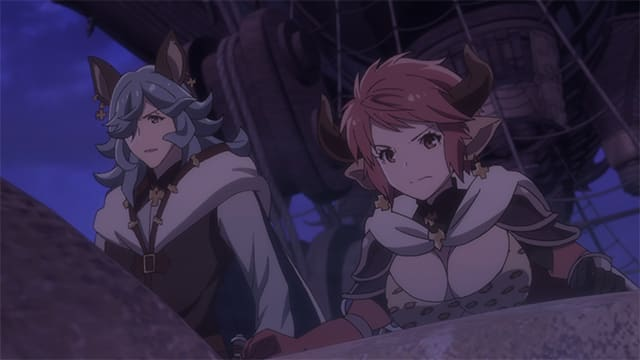 GRANBLUE FANTASY The Animation Episode 8