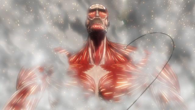 Shingeki no Kyojin saison 2 ep 7 vostfr