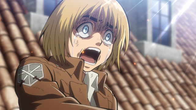 Attack on Titan Episode 5