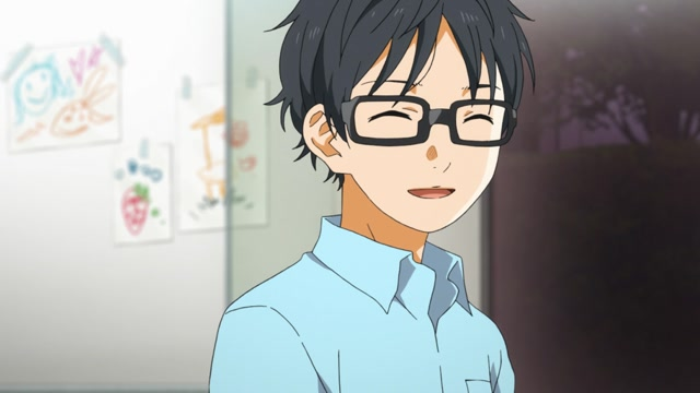 Your Lie in April (OmU./Dt.) Folge 16