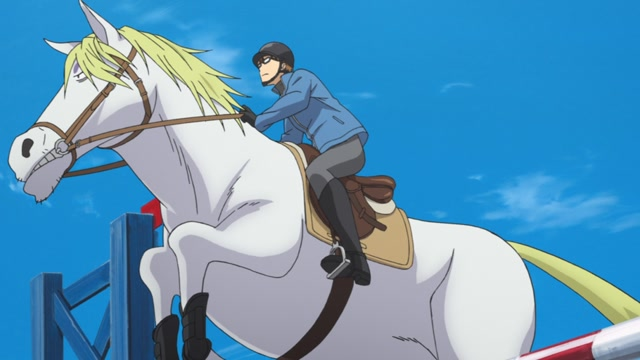 Silver Spoon Episode 22