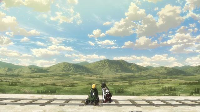 Shingeki no Kyojin saison 2 ep 8 vostfr