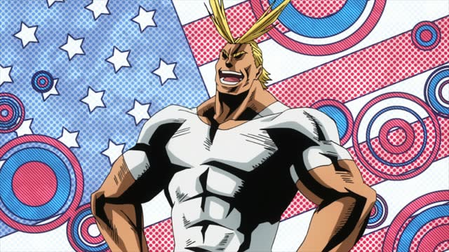 My Hero Academia Episode 2