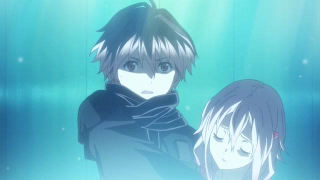Guilty Crown (OmU) Episode 17