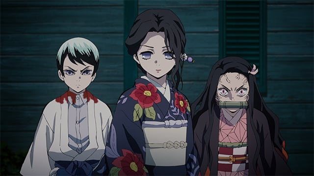 Demon Slayer: Kimetsu no Yaiba (OmU.) Folge 10