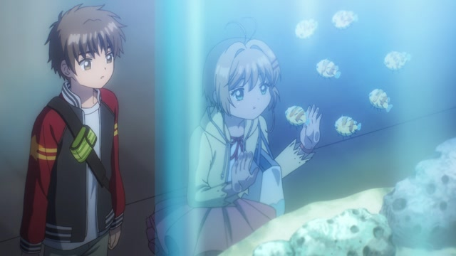 Cardcaptor Sakura : Clear Card Episode 9