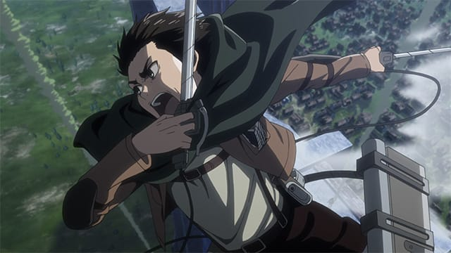 Attack on Titan Episode 13