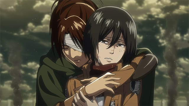 Атака титанов / Attack on Titan Серия 18