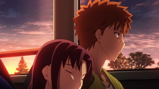 Fate/stay night: Unlimited Blade Works (OmU.) Episode 25