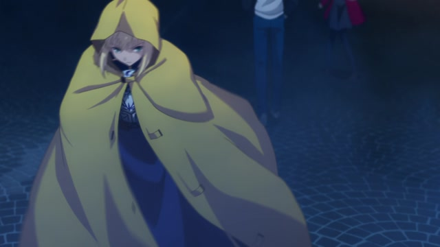 Fate/stay night: Unlimited Blade works Episode 02