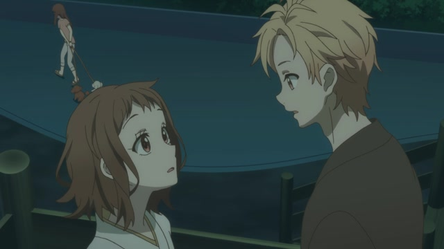 Our love has always been 10 centimeters apart. Episode 02