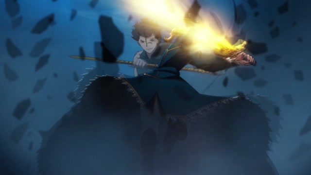 Fate/Zero (OmU) Episode 04