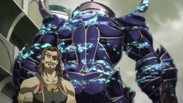 GRANBLUE FANTASY The Animation Episode 12