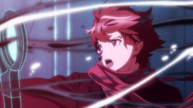 Guilty Crown (OmU./Dt.) Folge 21