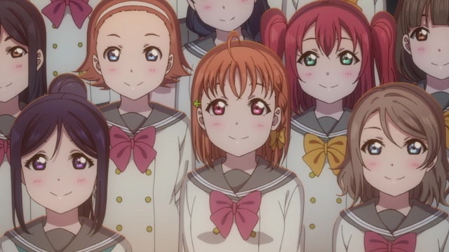 LOVE LIVE SUNSHINE Episode 11