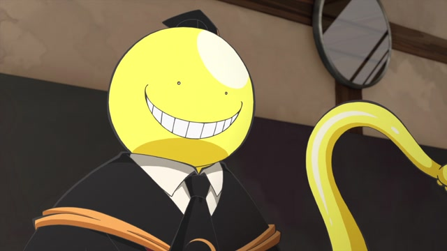 Assassination Classroom - Season 1 - Episode 01