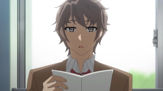 Rascal Does Not Dream of Bunny Girl Senpai (OmU) Folge 3
