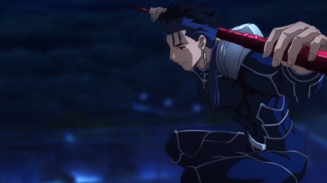 Fate/stay night (UBW) - Season 1 - Episode 01 (OmU)