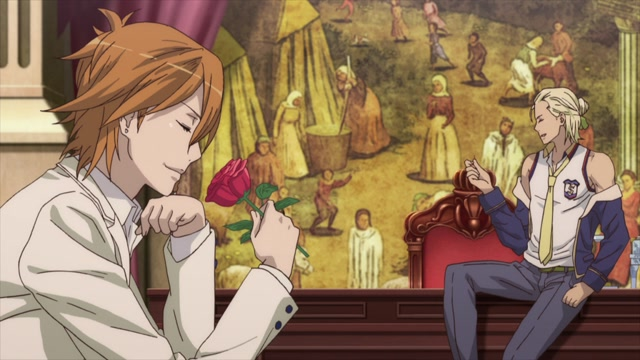 Dance with Devils Episode 7