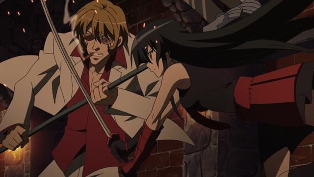 Akame Ga Kill  (OmU./Dt.) Episode 19