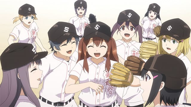 TAMAYOMI: The Baseball Girls Folge 6