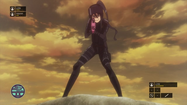 SWORD ART ONLINE ALTERNATIVE «GUN GALE ONLINE» Серия 12
