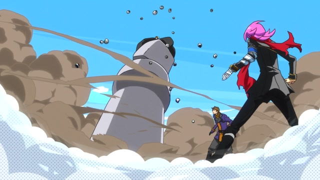 Concrete Revolutio Episode 8