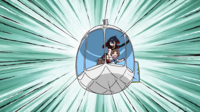 KILL la KILL (OmU) Episode 04