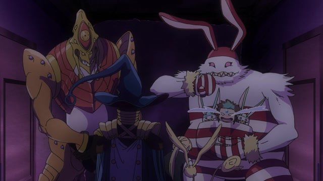 D.Gray-man Hallow Episode 3