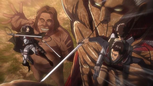 attaque des titans saison 2 vf