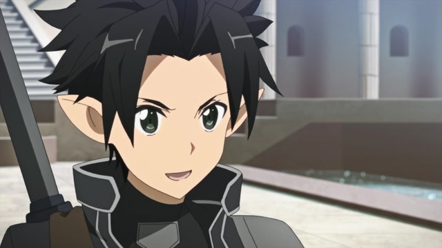 Sword Art Online Episode 23