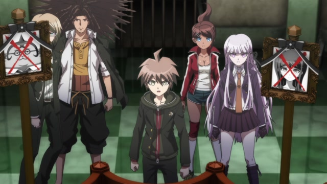 Danganronpa The Animation Episode 13