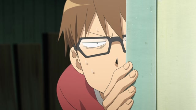 Silver Spoon Episode 12
