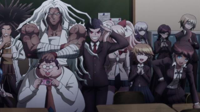 Danganronpa The Animation Episode 12