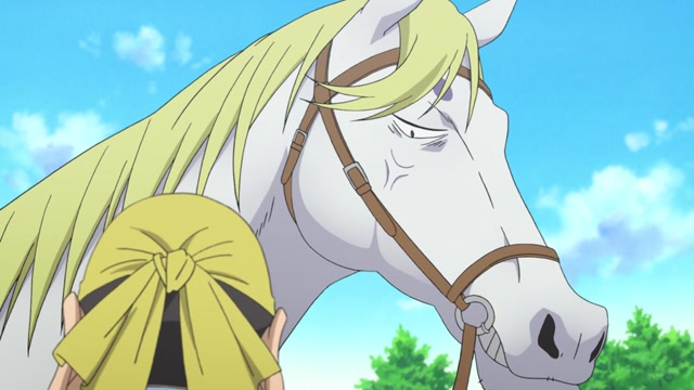 Silver Spoon (OmU) Episode 09