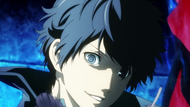 Episode 1 - I am thou, thou art I - Saison 1 - PERSONA5 the Animation