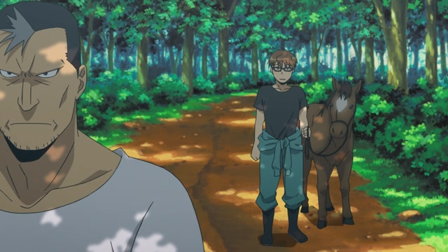 Silver Spoon (OmU) Episode 07