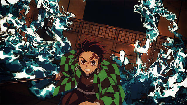 Истребитель демонов : Kimetsu no Yaiba / Demon Slayer: Kimetsu no Yaiba Серия 13