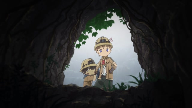 Made in Abyss Episode 03
