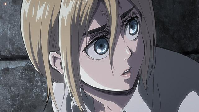 Shingeki no Kyojin saison 2 ep 5 vostfr
