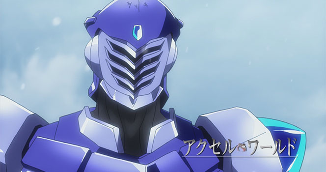 Accel World Episode 21