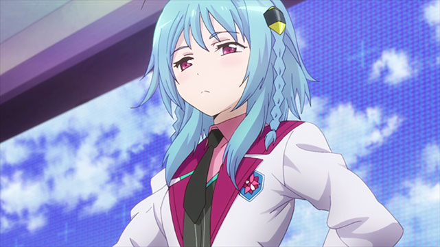 Asterisk War Episodio 02