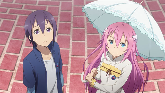 Asterisk War Episodio 03