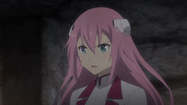 Asterisk War Episodio 04