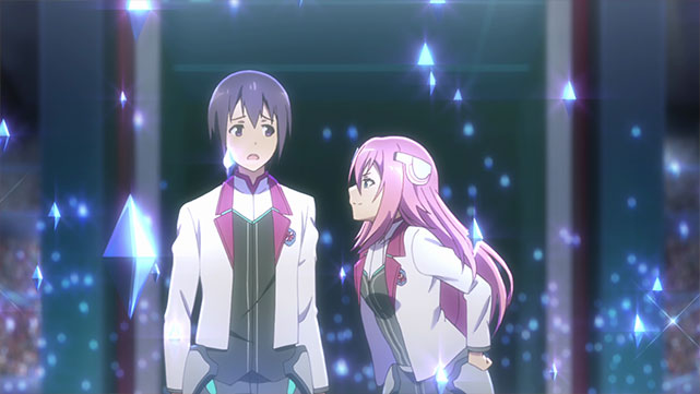 Asterisk War Episodio 09