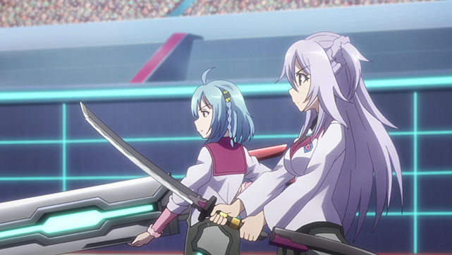 Asterisk War Episode 10