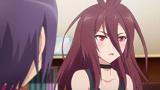 Asterisk War Episodio 11