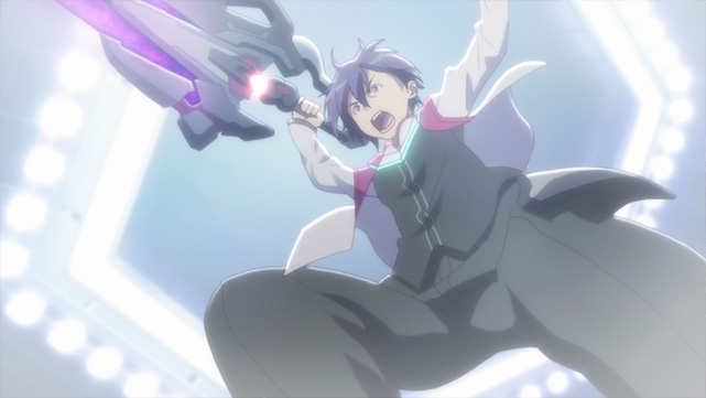 Asterisk War Episode 14